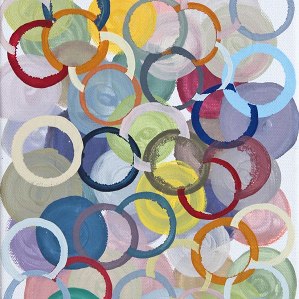 """circle"", Serie, 2014-2017"