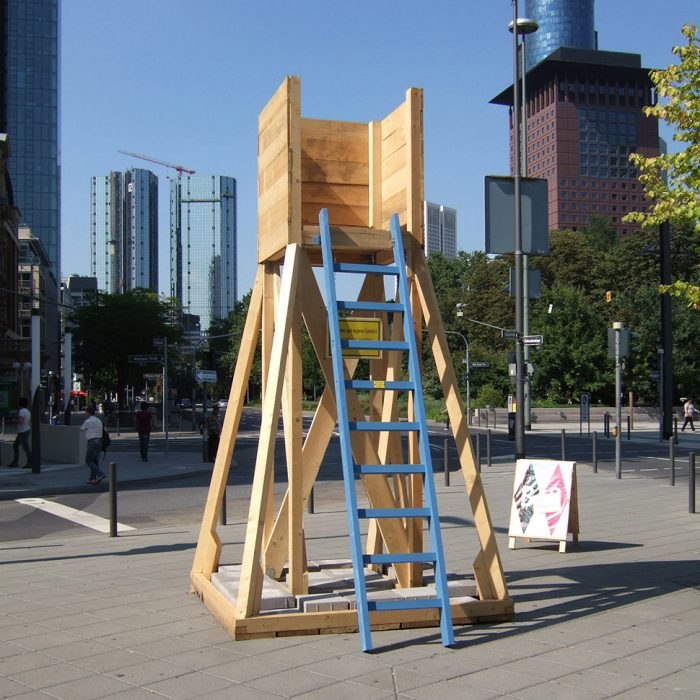 """""""Turm N15"""", 2009"""